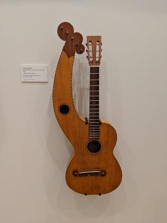 Harp Guitar, Germany 1994