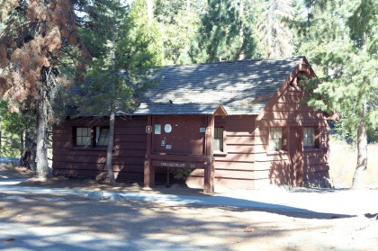 Grant Grove Village Historic Restroom 2017